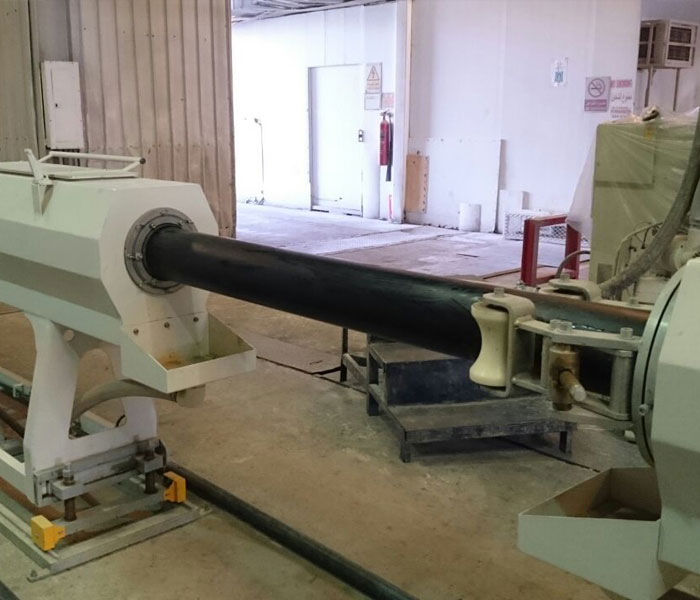 Saudi Hepco LLC Pipe Manufacturing Company